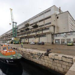 Skladište 7 - Bečko pristanište