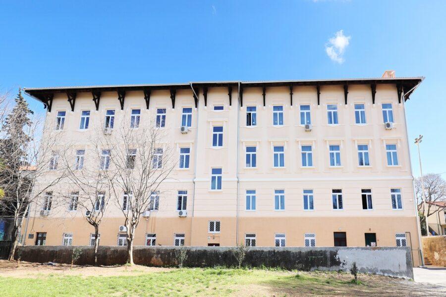 Energetski obnovljena OŠ-SE Belvedere (