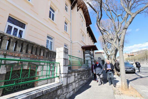 Energetski obnovljena OŠ-SE Belvedere - obilazak
