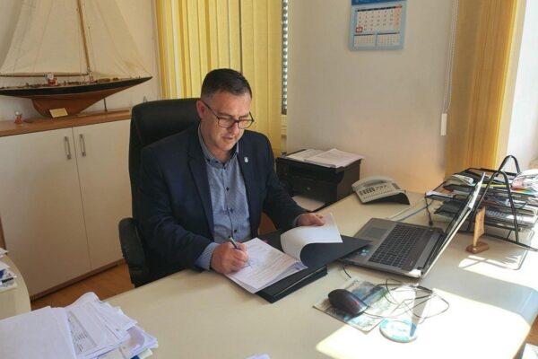 Nositelj projekta je Općina Kostrena u čije je ime sporazum potpisao načelnik Dražen Vranić