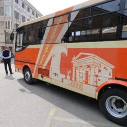Predstavljanje deset novih autobusa Autotroleja