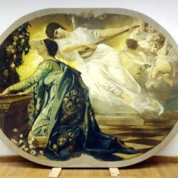 Restaurirane Klimtove slike (Foto Velid Đekić)