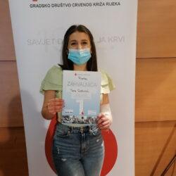 Akcija darivanja krvi volonteri EPK