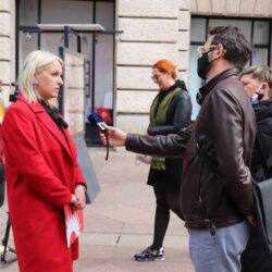 Asja Brusić, voditeljica volonterskog programa EPK,