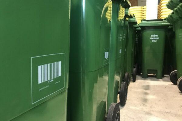 Individualni spremnici za otpad