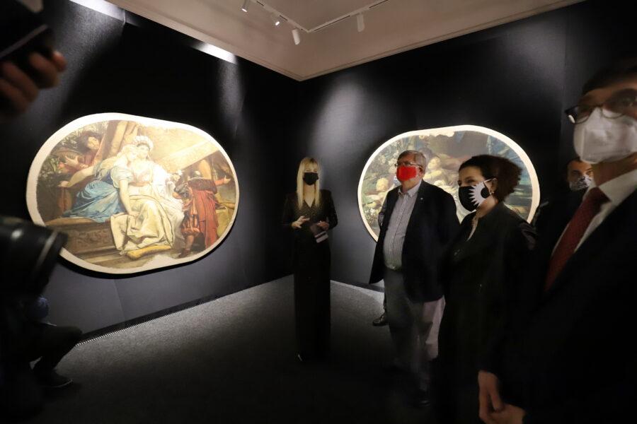 """Izložba """"Nepoznati Klimt – ljubav, smrt, ekstaza"""""""