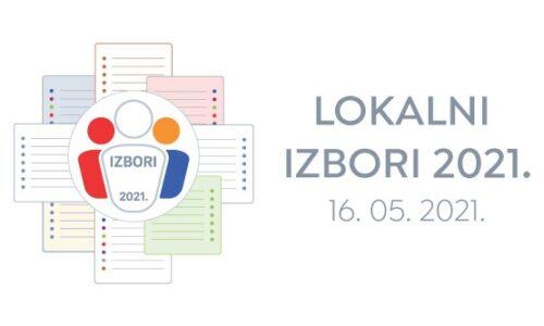 Lokalni izbori 2021 logo
