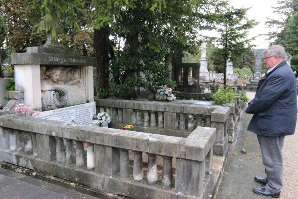 Odavanje počasti znamenitim franjevcima na groblju Trsat