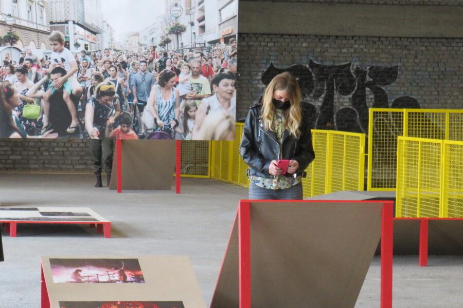Otvorenje izložbe Retrovizor 2020