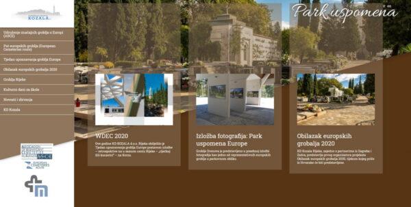 Park uspomena KD Kozala