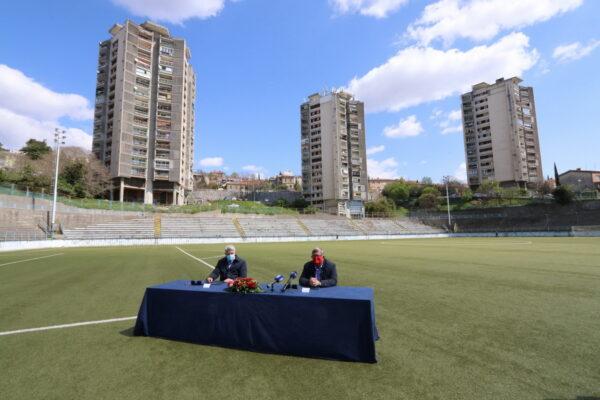 Ugovor su potpisali župan Komadina i gradonačelnik Obersnel