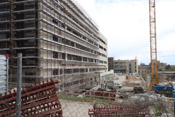 Nova bolnica na Sušaku