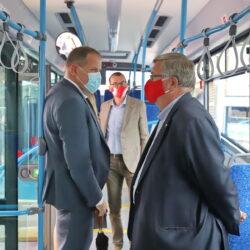 Predstavljanje 10 autobusa na stlačeni prirodni plin
