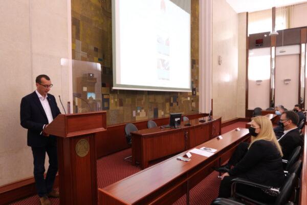 Zamjenik riječkog gradonačelnika Marko Filipović govorio o značaju Otvorenog proračuna za transparentnost rada javne uprave