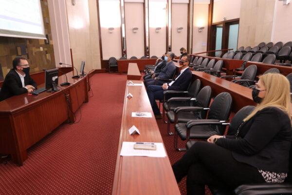 Aplikaciju predstavili pročelnik Jurić i ravnateljicaNižić Jovičić