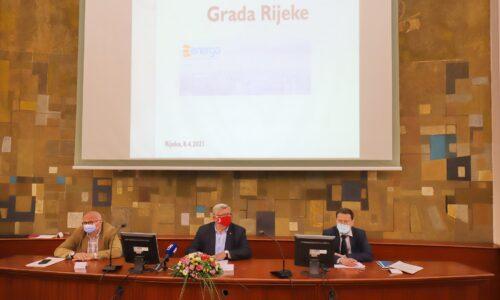 Predstavljanje projekta Obnova toplinarstva Grada Rijeke