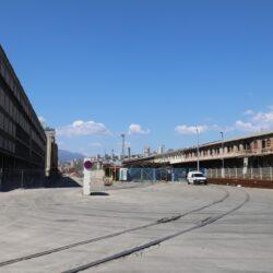 Lokacija buduće spojne ceste lučkog područja