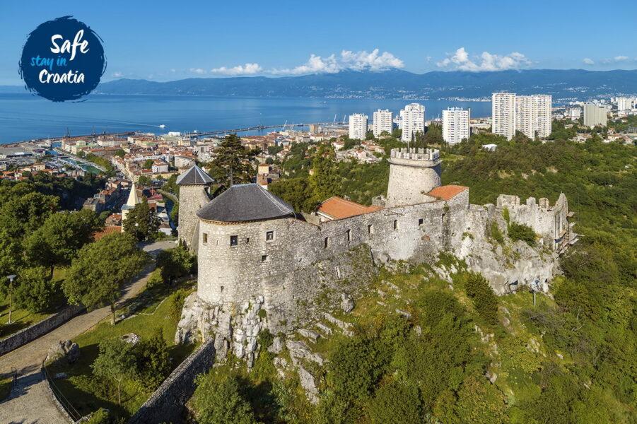 Trsatski kaštel - Safe stay in Croatia