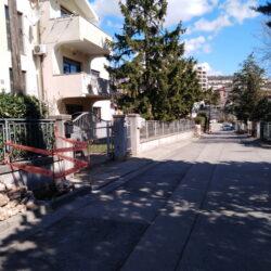 Ulica F. Matkovića - zamjena stupove