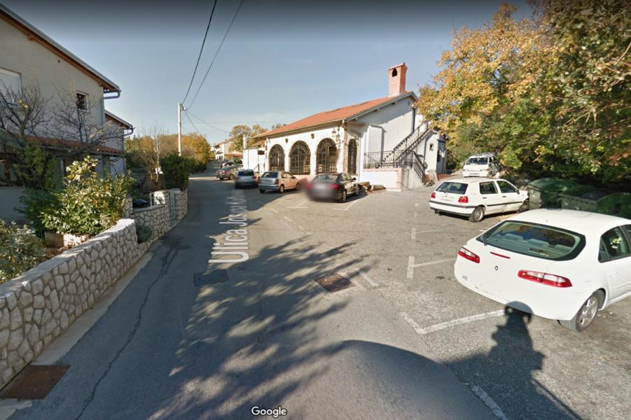 Ulica Josipa Kulfaneka (izvor: Google maps)