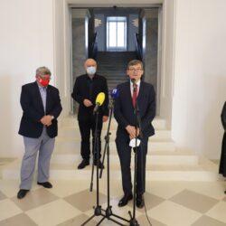 Veleposlanik Republike Austrije u Hrvatskoj Nj.E. Dr. Josef Markus Wuketich