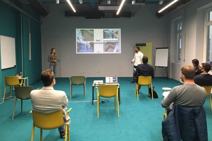 est timova 12. generacije Startup inkubatora Rijeka osiguralo finale