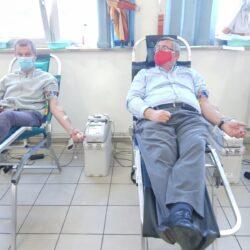 Akcija darivanja krvi povodom blagdana sv. Florijana – zaštitnika vatrogasaca
