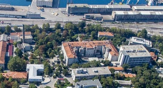 KBC Rijeka iz zraka (foto: http://kbc-rijeka.hr/)