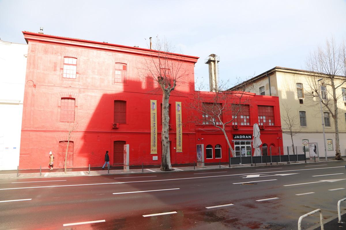 Muzej moderne i suvremene umjetnosti - kompleks Benčić