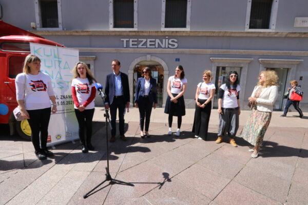 Organizaciji odbor Festivala s predstavnicima pokrovitelja