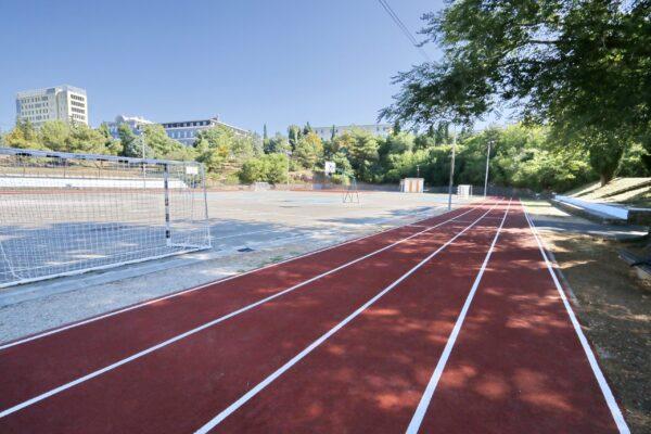 Otvorenje novouređenog atletskog igrališta na Trsatu
