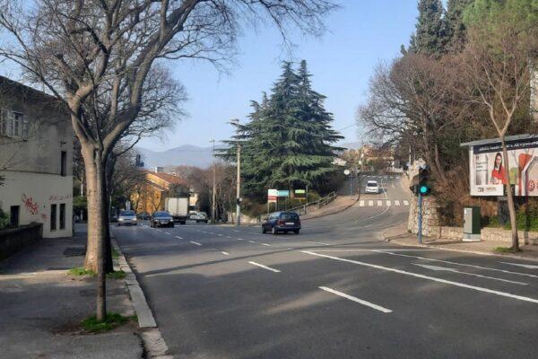 Pametni semafori postavljeni na šest raskrižja - Liburnijska - Pionirska (2)