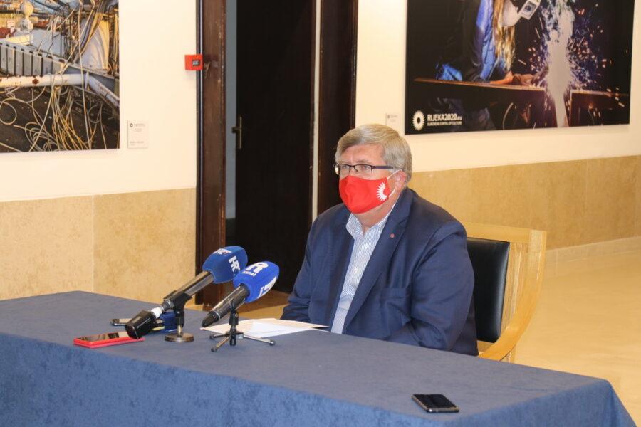 Posljednja redovna gradonačelnikova konferencija Vojka Obersnela