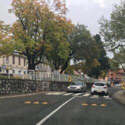 Postavljanje usporivača prometa u Ulici Drenovki put ispod Cvetkova trga
