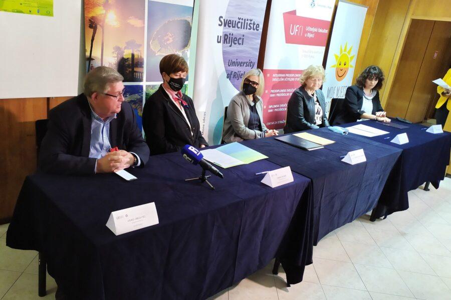 Potpis Sporazuma o suradnji na realizaciji programa Moje mjesto pod Suncem