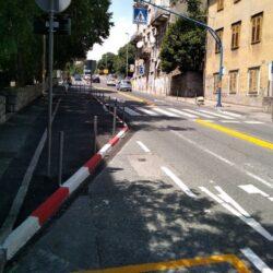 Povećanje sigurnosti odvijanja prometa ispred Osnovne škole Gelsi