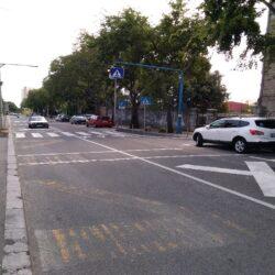 Povećanje stupnja sigurnosti na pjašačkom prijelazu u Ulici Kozala kod OŠ Belveder