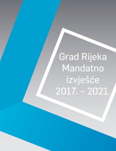 Predstavljanje Mandatnog izvješća-2017.-2021