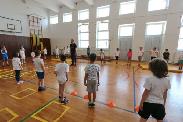 Prezentacija Sportske škole Grada Rijeke Ri Move u OŠ Pećine