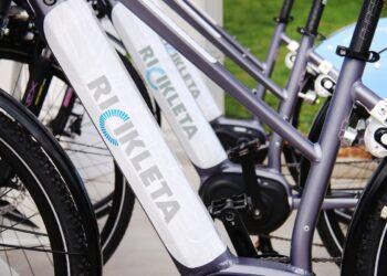 RiCikleta – sustav riječkih električnih bicikala