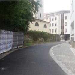 Sanacija kolnika u Agatićevoj ulici