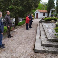 Spomenik na Drenovi