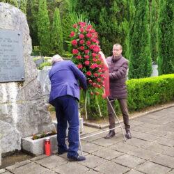 Spomenik na Kozali