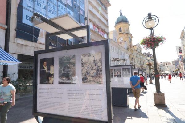 Rijeka predstavljena kroz 30 knjiga o povijesti, gospodarstvu, arhitekturi, glazbi...