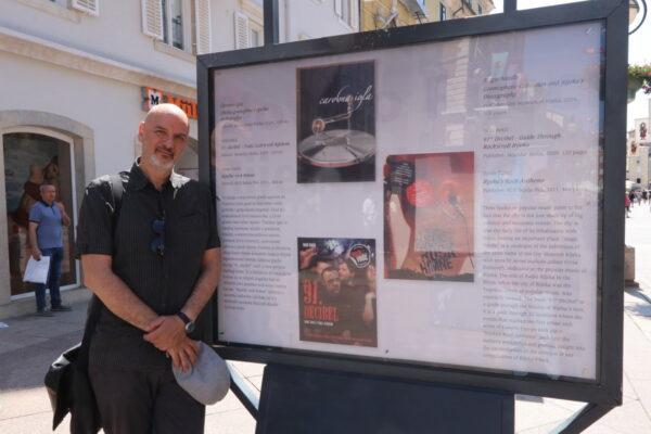 Zoran Žmirić napisao je knjigu o riječkim rock himnama