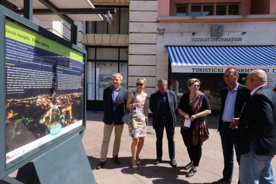 Izložba Zelena Rijeka u povodu Energetskih dana 2021