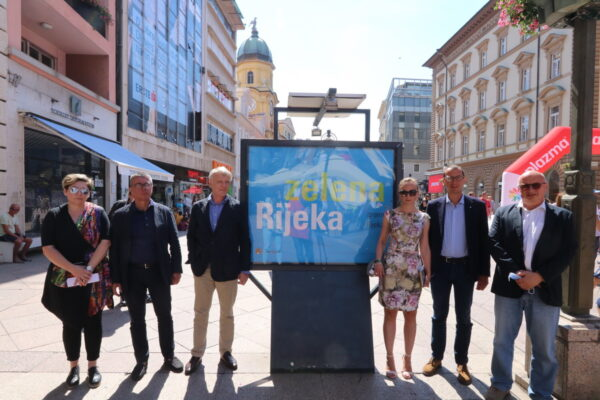 Tajana Jukić Neznanović, Željko Smojver, Alberto Kontuš, Maja Malnar, Marko Filipović i Sanjin Kirigin