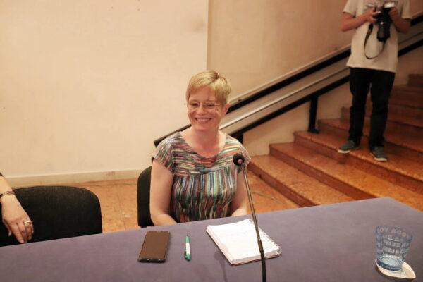 Ana Trošelj, predsjednica Gradskog vijeća Grada Rijeke