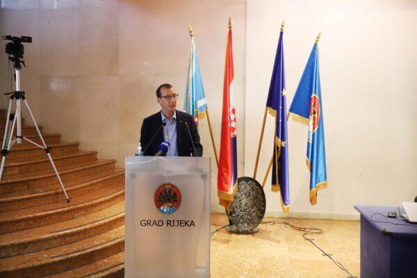 Konstituirajuća sjednica Gradskog vijeća - gradonačelnik Marko Filipović