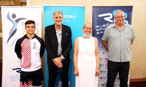 Najava Europskog juniorskog prvenstva za skokove u vodu